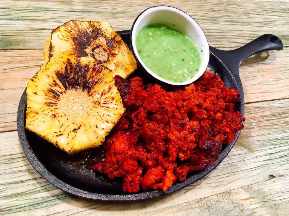 receta, tacos al pastor, cocineros mexicanos, tv azteca