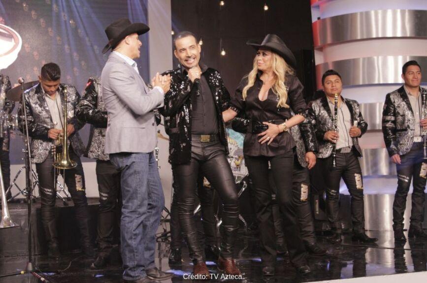 ¡Germán Montero puso a bailar a todos con 'Devórame Otra Vez'.