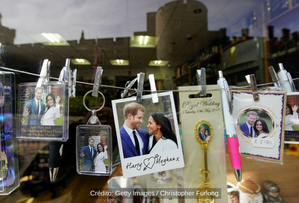 Meghan markle boda real