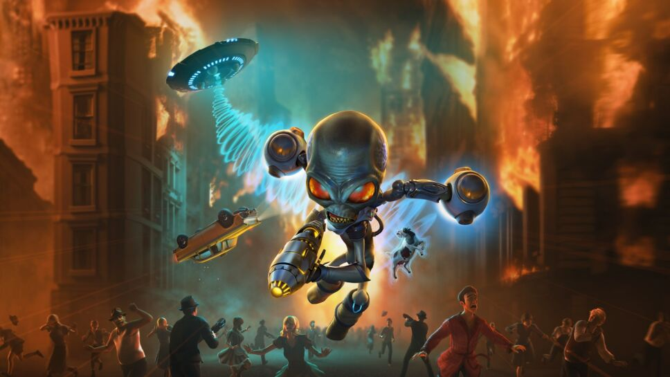Destroy All Humans Game Pass