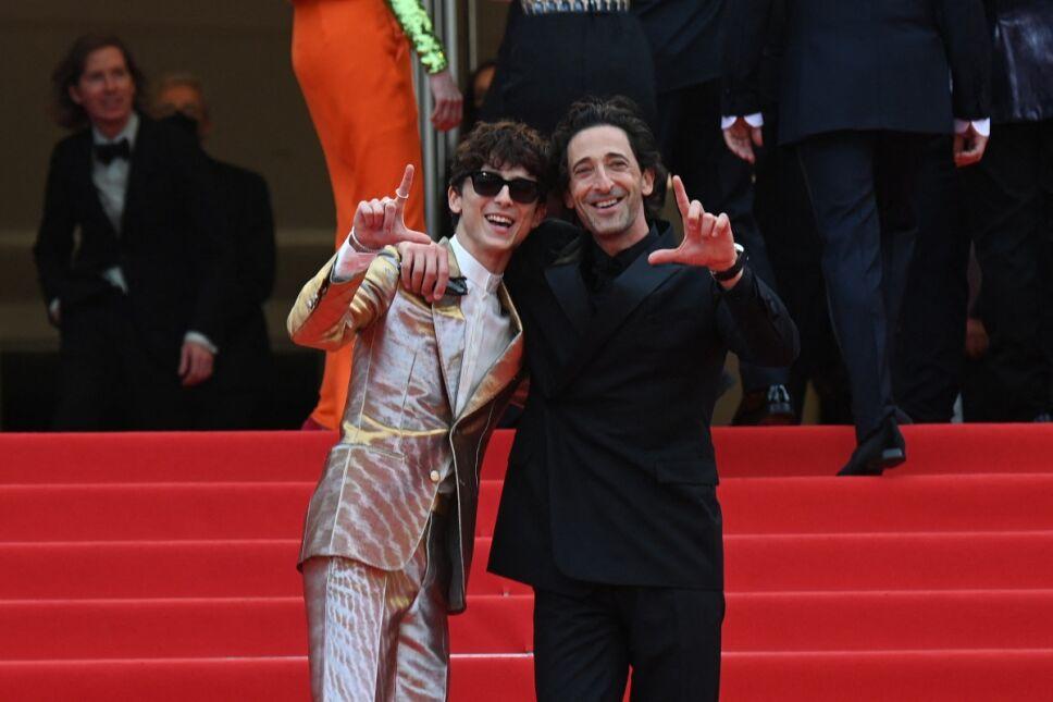 Timothée Chalamet regresa a la alfombra roja en Cannes y nos enamoró