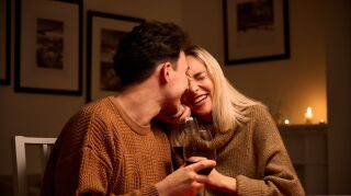 Cenas románticas a domicilio