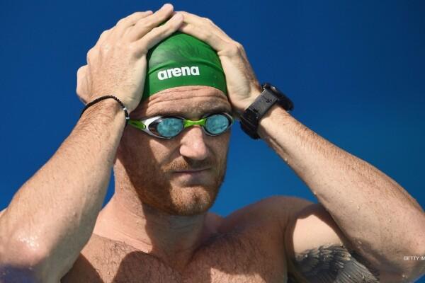 """Nadador sudafricano asegura que """"es el peor virus"""" contra el que se ha enfrentado."""