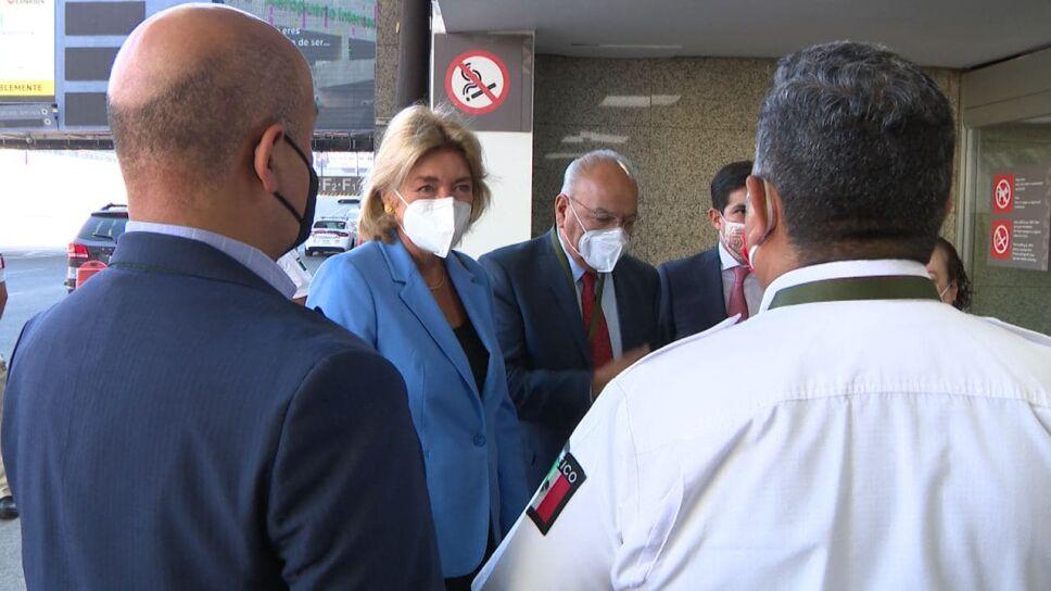 Embajadora de Colombia, Patricia Cárdenas