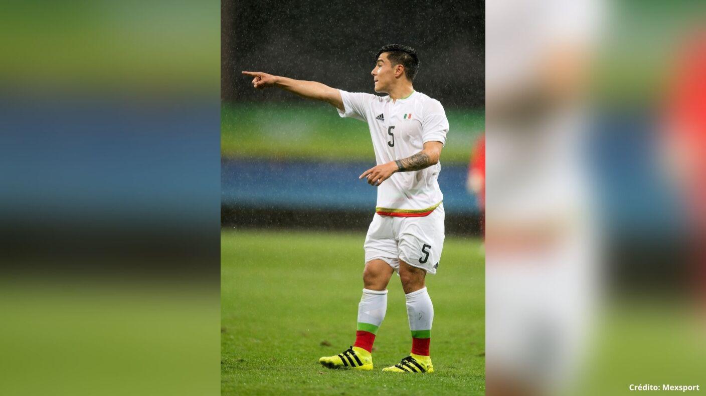 5 futbolistas mexicanos Juegos Olímpicos Río 2016.jpg