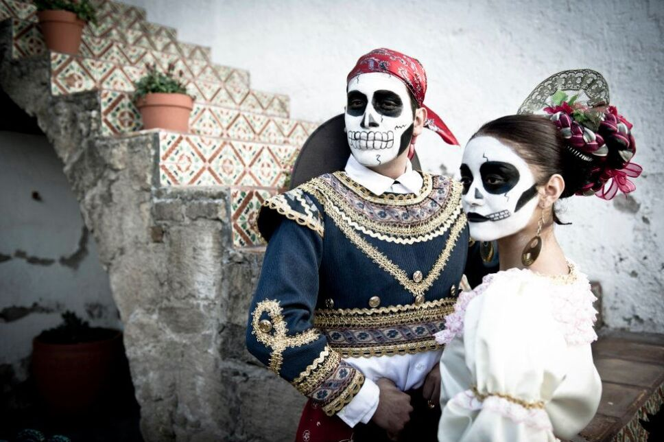 La tradición del Día de Muertos se vive mejor en San Cristobal/ Foto: Especial