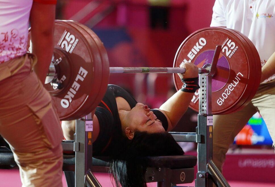 Estos son los atletas mexicanos paralímpicos para natación y powerlifting