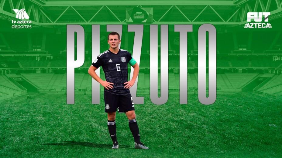 ¡Eugenio Pizzuto a Europa!
