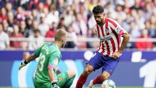 Atlético de Madrid vs Valencia