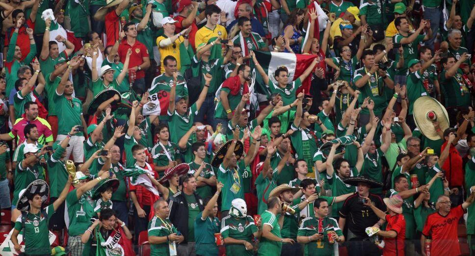 El grito homofóbico por mexicanos llega a el Mundial de Rusia / Foto: Especial