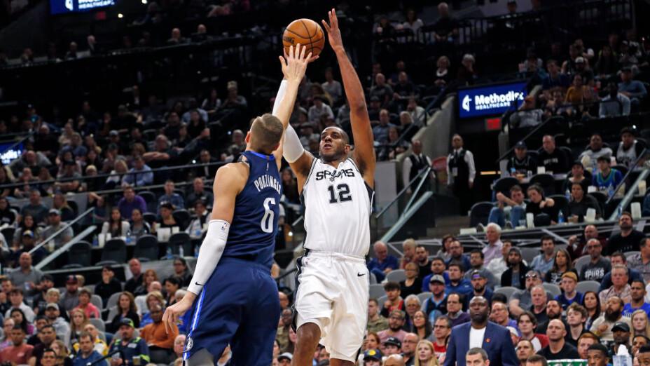 San Antonio Spurs se queda sin una de sus figuras por el resto de la temporada de la NBA