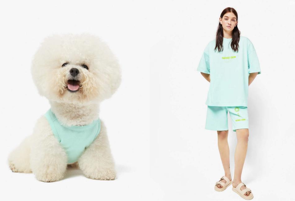 La colección Best Friend Crew llega con nuevos looks deportivos que son lo más ¡guau! para pasar tiempo al aire libre con tu perro.