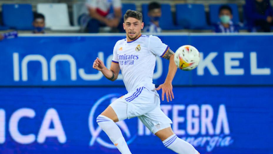 Fede Valverde renovación