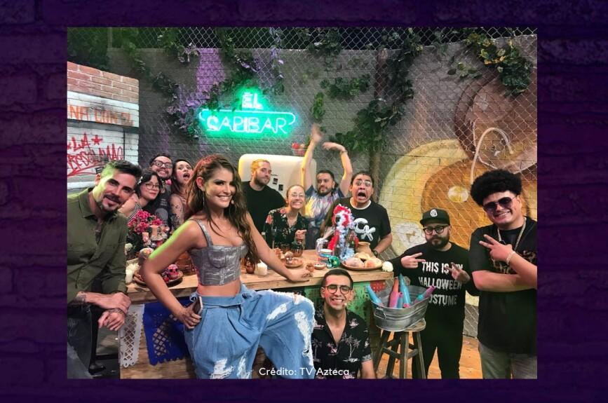 Vanesa Claudio, Big Metra y Adrián Cué llegaron para divertirse como enanos en La Resolana,