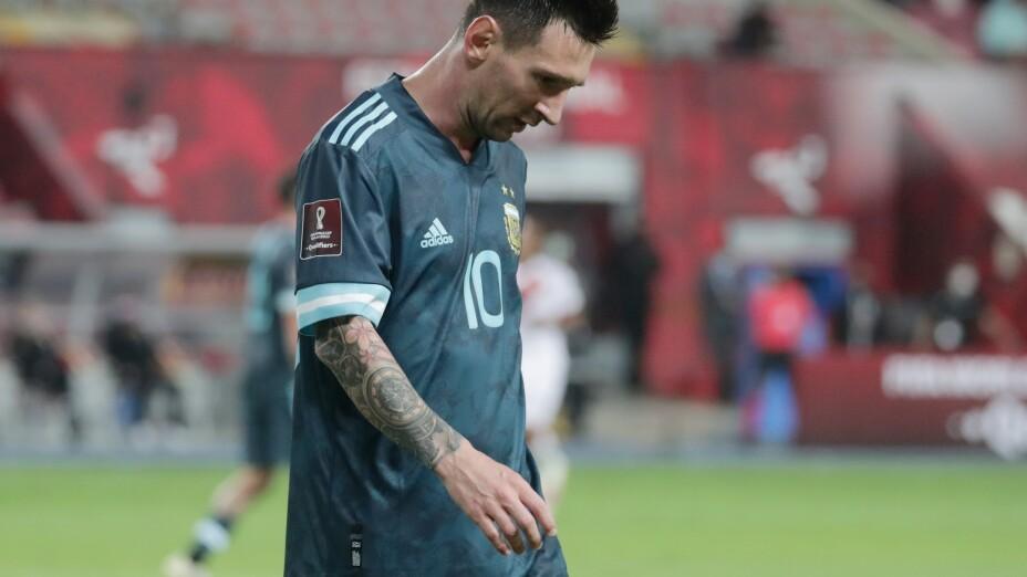 Lionel Messi y hacienda