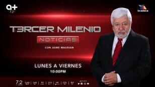 T3rcer milenio noticias con Jaime Maussan