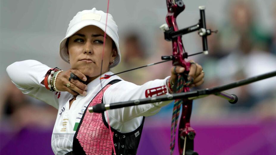 Medallistas mexicanos tiro con arco Tokio 2020
