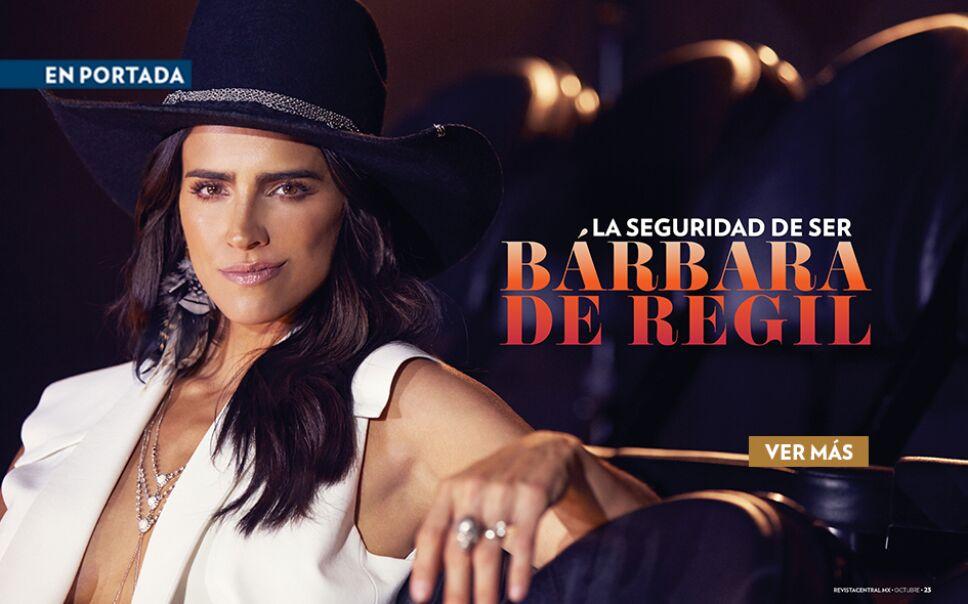 Bárbara del Regil es nuestra portada del mes de octubre/ Foto: Santiago Ruiseñor