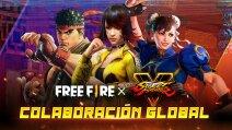 FreeFire x street fighter