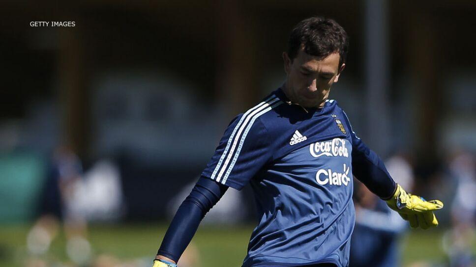 Agustin Marchesin selección argentina