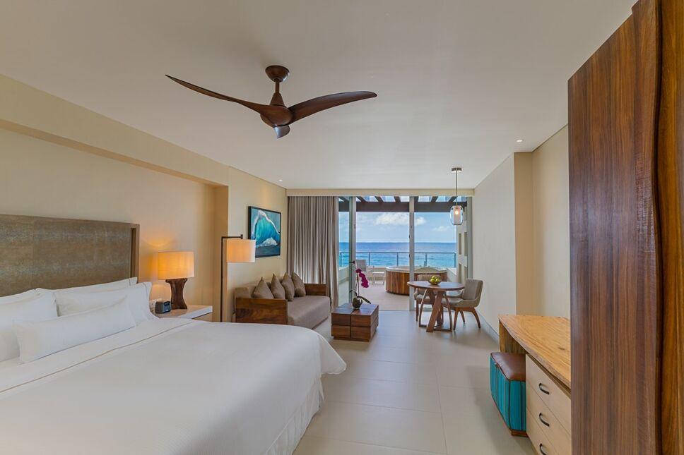 habitación del hotel Westin
