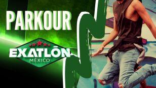 Parkour Exatlón