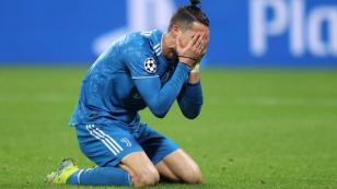 La derrota de la Juve en Lyon