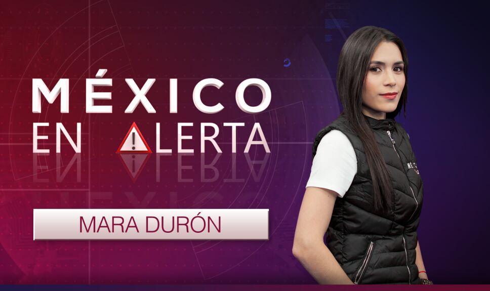 mexico en alerta mara