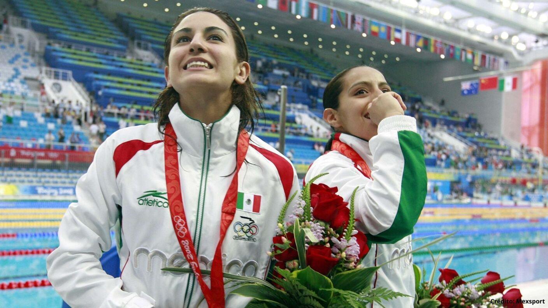 7 medallistas olímpicos mexicanos beijing pekín 2008.jpg