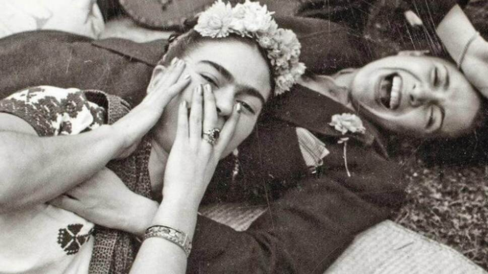 Frida Kahlo y Chavela Vargas