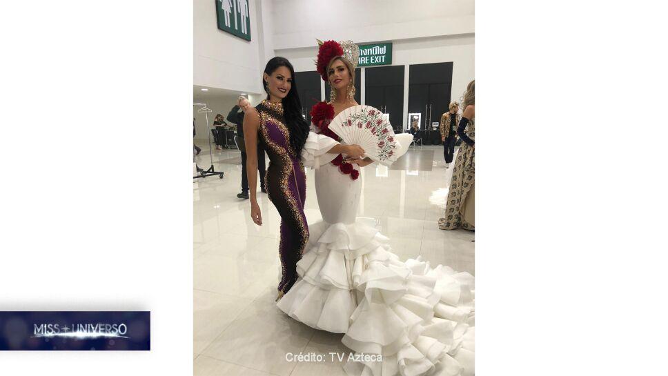 Miss España en Miss Universo 2018
