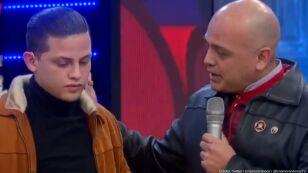 Ricardo y su papá se reconciliaron en el foro de Enamorándonos.