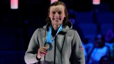 Katie Ledecky, nadadora de Estados Unidos