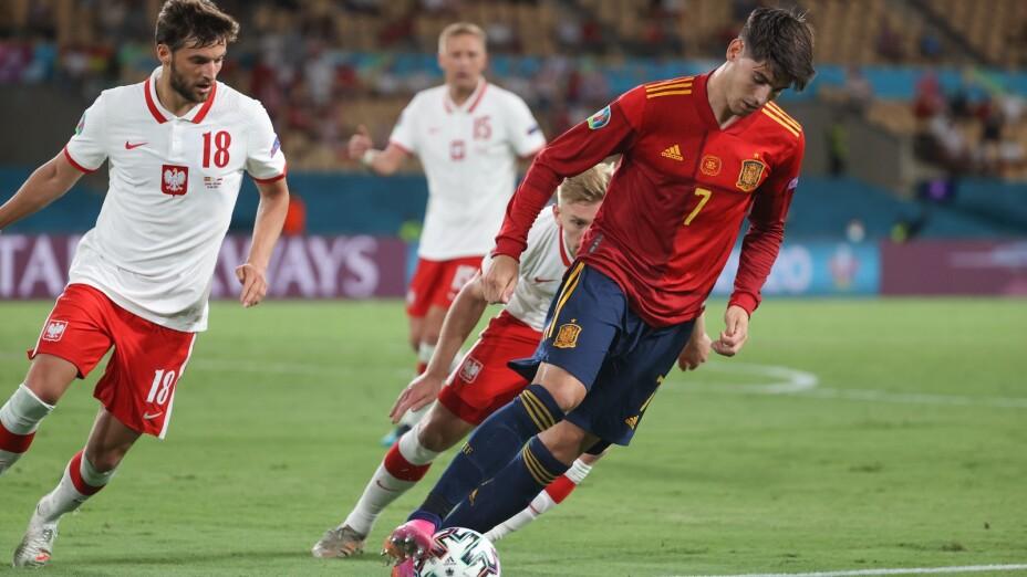 España - Polonia