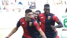 Johan Vásquez Genoa Serie A