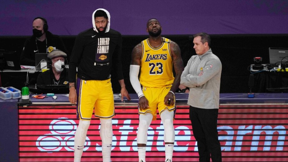 Básquetbol: Lakers