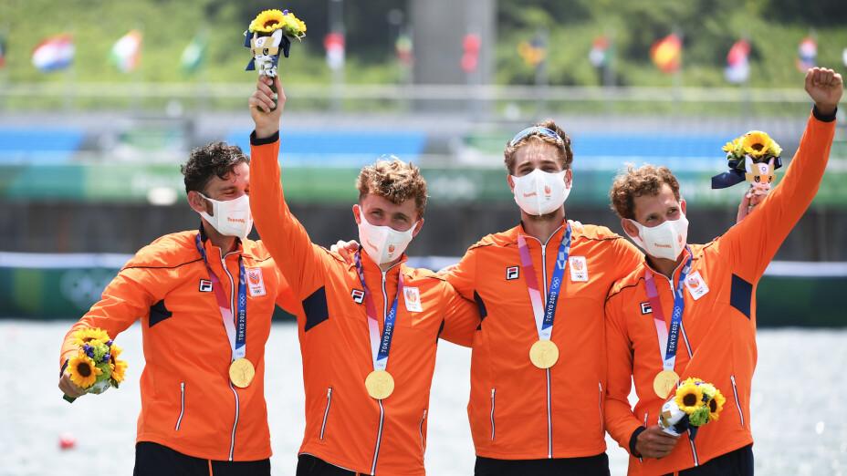 Remo Países Bajos Tokyo 2020 Juegos Olímpicos