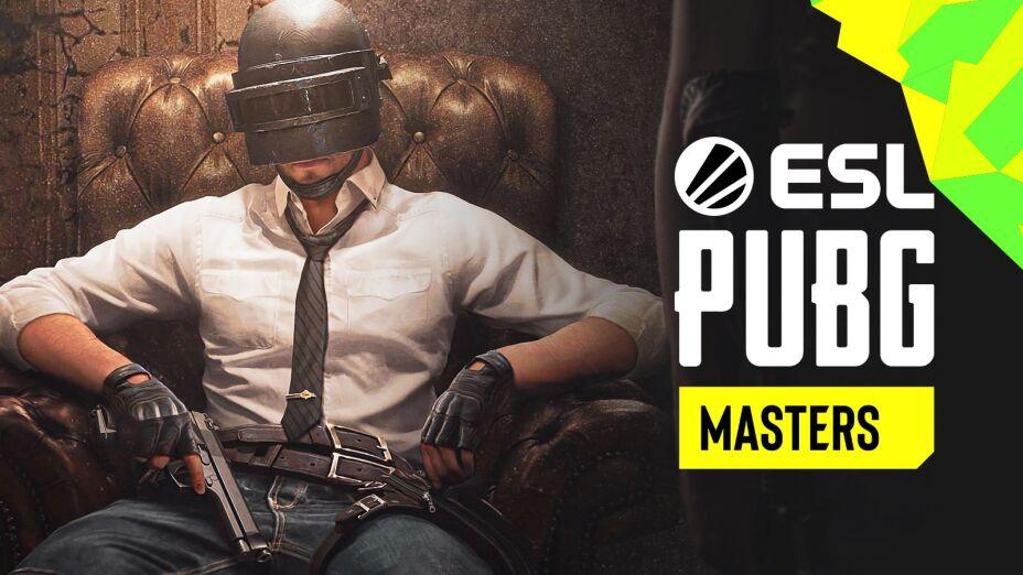 PUBG Masters
