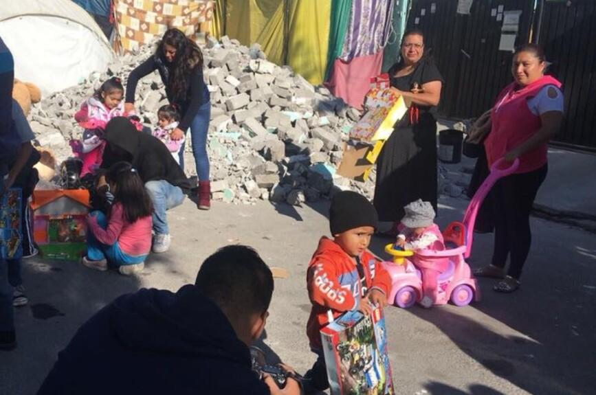 El Juguetón Azteca ha pasado por obstáculos difíciles como el sismo del 19s