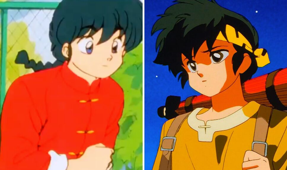 Ranma o Ryoga