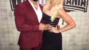 Andrade Charlotte Flair