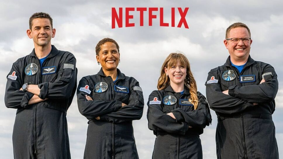 Netflix, SpaceX, Inspiration4.jpg