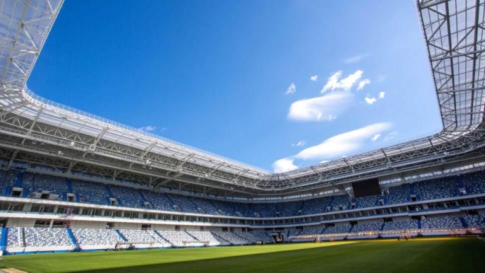 Este estadio esta construido sobre un pantano / Foto: Especial