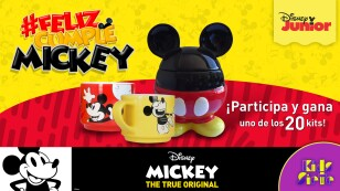 mickey mouse kidsiete