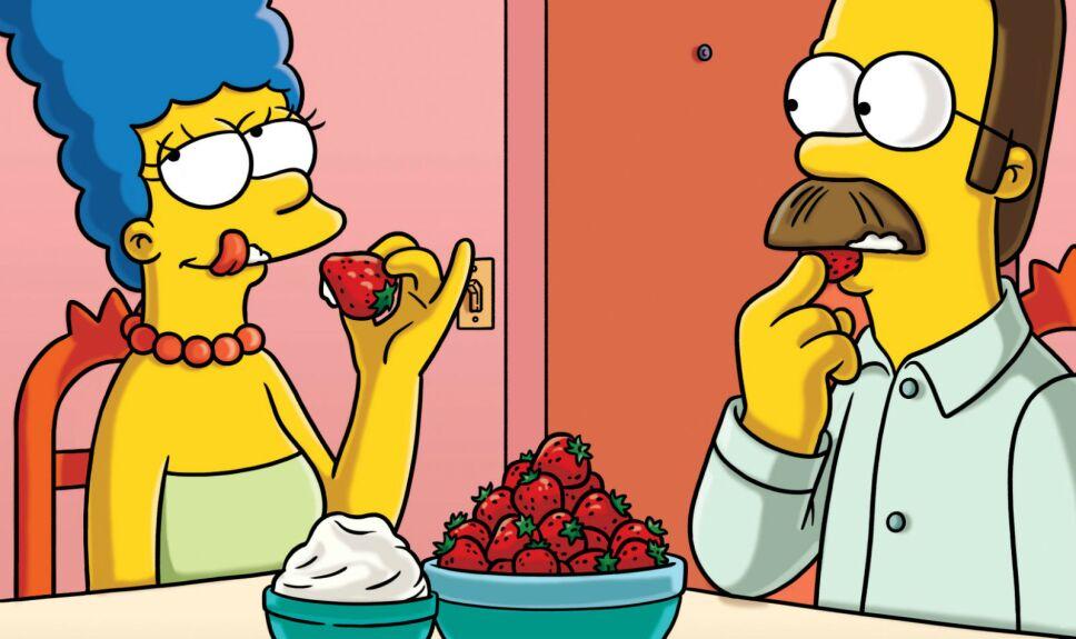Los Simpson El diablo no usa nada