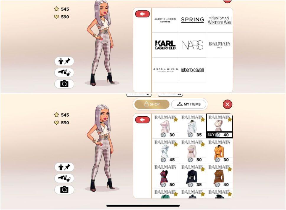 moda en kardashian