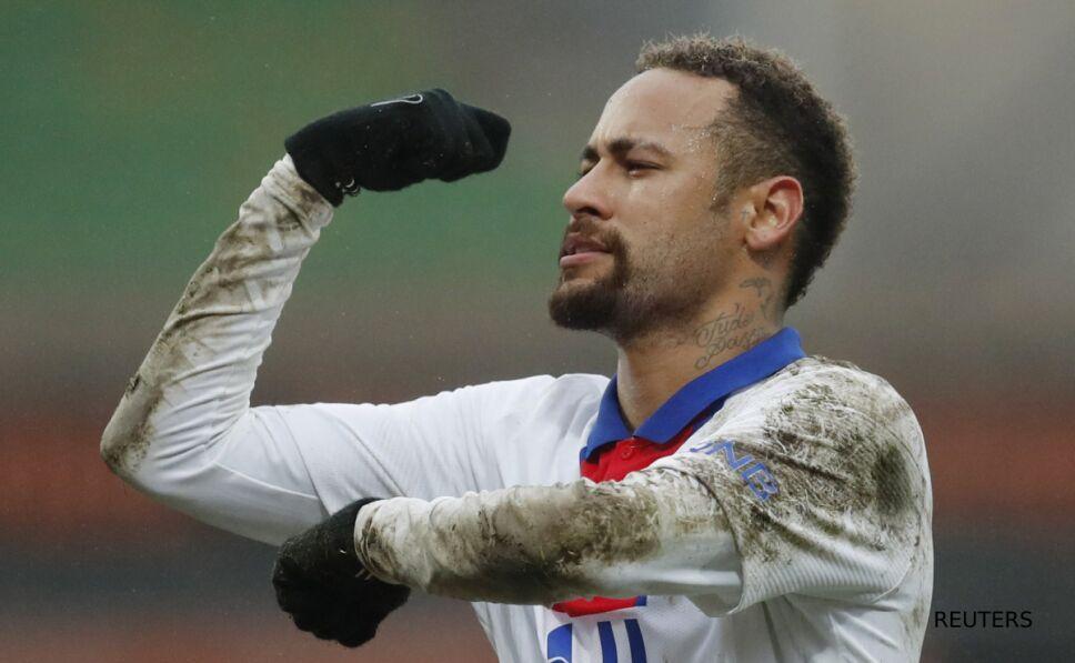 Neymar se encuentra feliz en París
