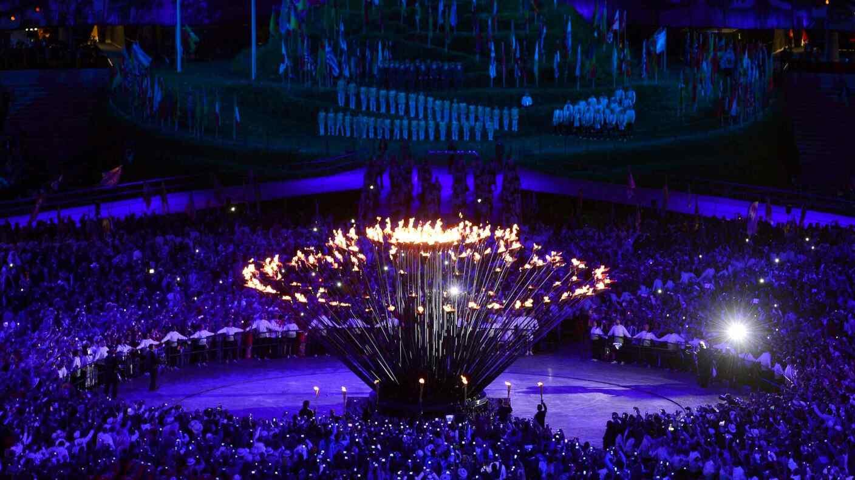 Apertura de Londres 2012