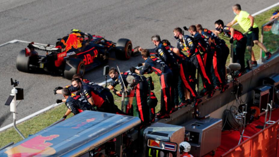 Honda deja la Fórmula Uno