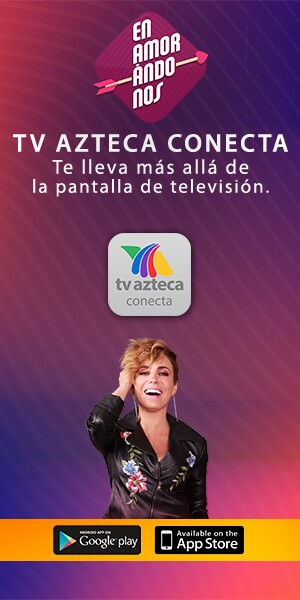 Descarga TV Azteca Conecta Enamorándonos Card